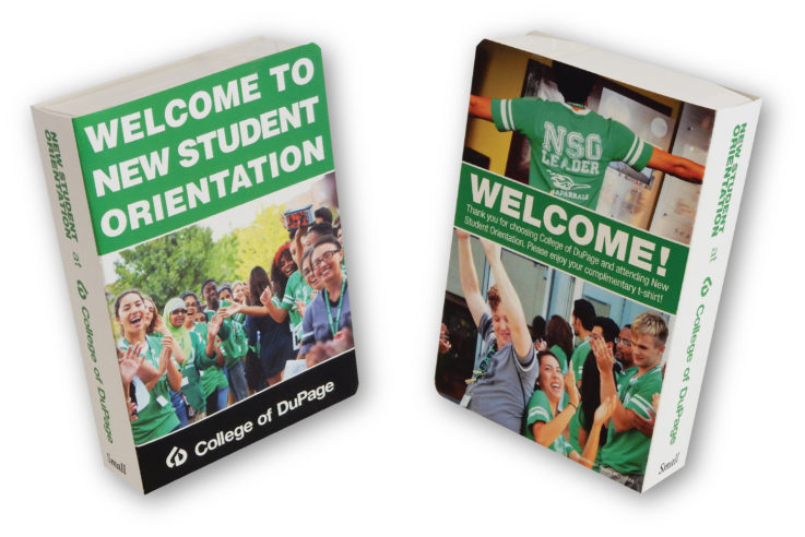 College Orientation Giveaways