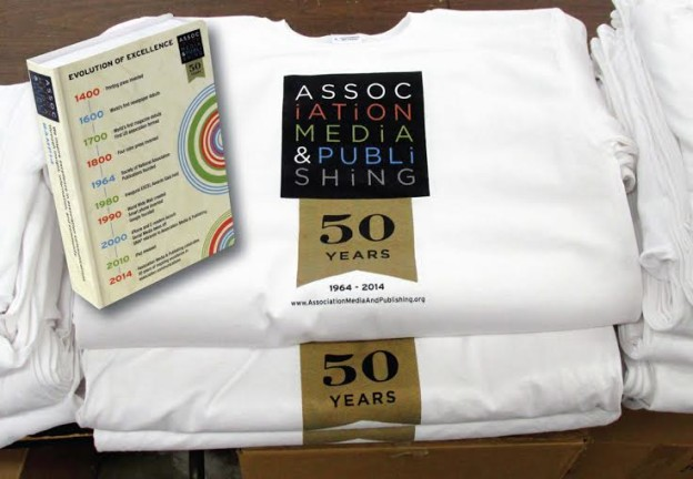 Association Media and Publishing Compressed T-shirt