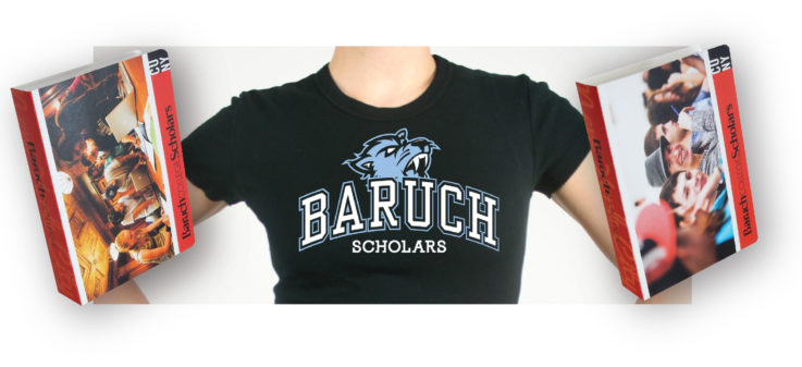 Baruch College Orientation Giveaways