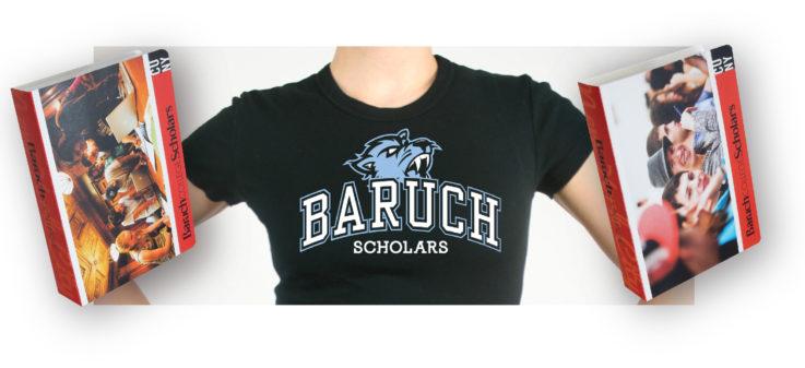 Baruch College Orientation Giveaways