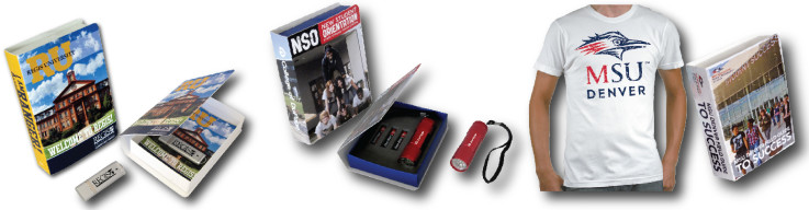 College Student Promotional Giveaways