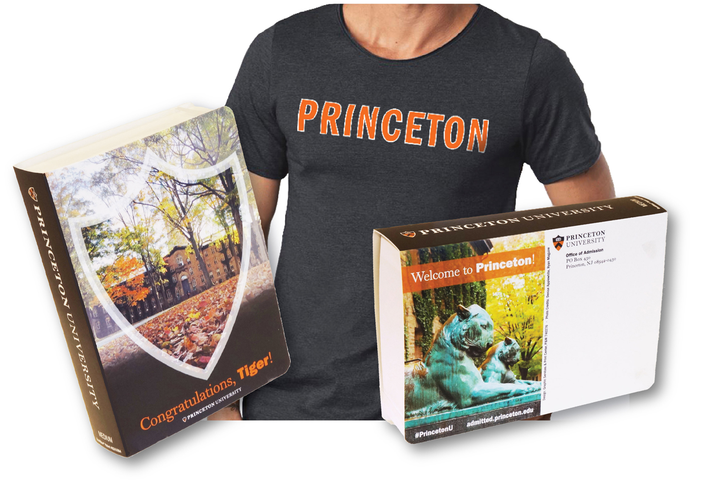 Tshirt Swag Ideas for College Students Princeton
